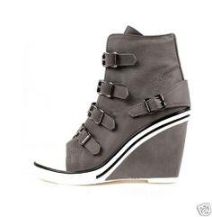 #Wedge High Heels.