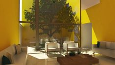 Galería de Resultados del Cuarto Taller de Diseño Arquitectónico 'Vivienda Unifamiliar' por Cota Paredes Arquitectos - 110 Piscina Interior, Modern House Plans, Architecture Design, New Homes, Projects, Furniture, Home Decor, Houses, Minimalist Home