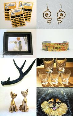 Fabulous Weekend Finds by Melanie and Bill on Etsy--Pinned with TreasuryPin.com