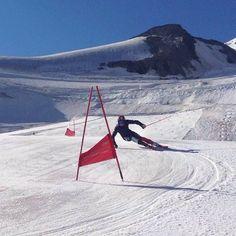 Concluso il raduno degli slalomisti a Saas Fee
