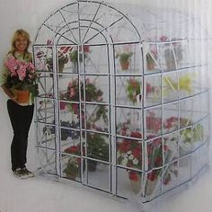 pop up greenhouses expandable