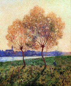 Ferdinand du Puigaudeau ~ French Impressionist painter
