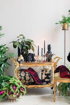 Lux holiday decor ideas