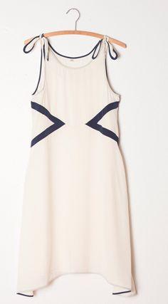 geometric #minimalist dress