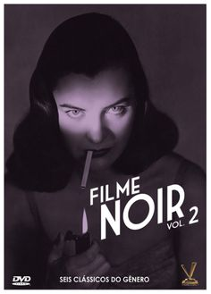 DVD Coleção Filme Noir Vol. 2 - 3 Discos