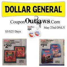 Scenario for Dollar General 5/23**$5/$25 - http://www.couponoutlaws.com/?p=2281
