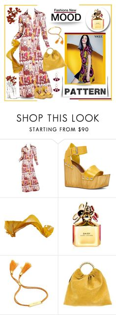 """Pattern"" by outfitsloveyou ❤ liked on Polyvore featuring Geoffrey Beene, ALDO, Marc Jacobs, Chloé, VANINA and Humble Chic"