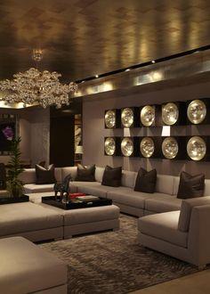 Luxury Home Interiors, Living Room, Decoration, Interior Design. For more news: http://www.bocadolobo.com/en/news-and-events/