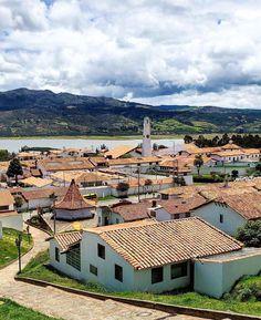 ▷ 20 Pueblos más bonitos de Colombia del 2020 - Travelgrafía Colombia Travel, Matte Painting, Study Abroad, South America, Poland, Scenery, Places To Visit, Koh Tao, Hiking