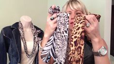 Another terrific idea to multiply your jewelry investment.  (start at 9:51) | Betsy Jansey Premier Designs NEW Scarf video