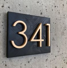 House Address Sign, Address Plaque, Address Signs, Cottage Signs, Beach Cottage Decor, House Number Plaque, House Numbers, Brass Bathroom Fixtures, Address Numbers