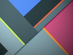 Material design wallpaper
