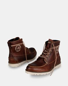 422681e0a77 TRYGVE LEATHER - Bottines Homme - Napapijri Online Store Officiel