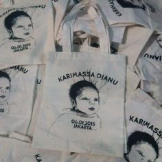 Totebag blacu for souvenir