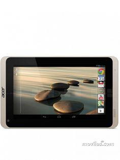 Tablet Acer Iconia B1-720 (Iconia B1-720) Compara ahora:  características completas y 2 fotografías. En España el Tablet Iconia B1-720 de Acer está disponible con 0 operadores: