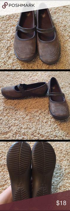 ca8c44aea39766 Crocs Mary Jane suede crocs. Women s size 6. NWOT. Never worn. CROCS ·  Women s CrocsCrocs ShoesCrocs ...