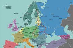 Hét ország, hétezer kilométer, 16 nap alatt