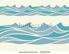 Kuvahaun tulos haulle wave illustration images