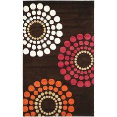 Safavieh Handmade Soho Celeste New Zealand Wool Rug