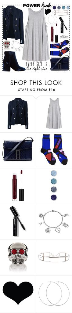 """""""Petite & Powerful"""" by gina-cremont ❤ liked on Polyvore featuring Theory, H&M, Hayward, Issey Miyake, Anastasia Beverly Hills, Terre Mère, Bobbi Brown Cosmetics, Love This Life, Moschino and CÉLINE"""