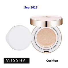 [ Missha ] Signature Essence Cushion Intensive Cover 14g(New2015), Korean Best Cosmetics, Free Shipping