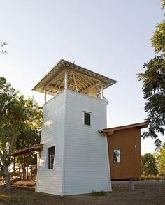 I've always wanted to live in a watertower.