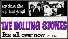 The Rolling Stones - Record Mirror, July 25th 1964