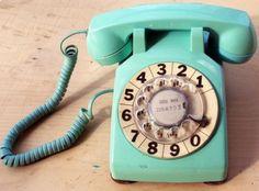 Vintage Telephone. <3