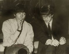 """A rare 1964 recording of Paul McCartney playing """"A World Without Love"""" solo has been unearthed by producer Peter Asher."""