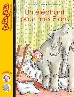 COME - En promenade au zoo, Anna tombe sous le charme des éléphants. Elle décide alors d'en commander un pour son anniversaire. A sa grande surprise, ses parents acceptent de lui offrir ce cadeau ! Mais bientôt Anna s'inquiète :un éléphant à la…