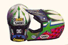 1998 Troy Lee Designs Shoei VFX of Ryan Hughes | Flickr - Photo Sharing!