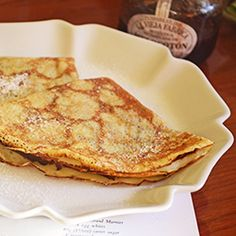 The best crepes recipe