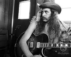 Ted Nugent. Had a conversation with Ted once about his penchant for redheads. LOL