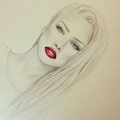 Discovered by Jana ✌️. Find images and videos about girl, drawing and art on We Heart It - the app to get lost in what you love. Amazing Drawings, Beautiful Drawings, Cute Drawings, Pencil Drawings, Amazing Art, Pencil Art, Awesome, Urban Art, Love Art