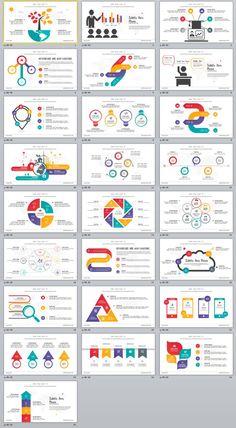 25 black design graphic powerpoint templates powerpoint 25 best infographic design powerpoint templates toneelgroepblik Gallery