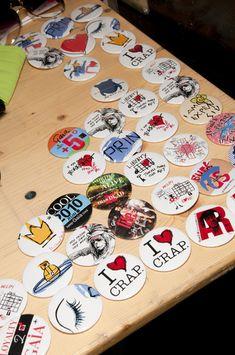Vivienne Westwood, Gaia, Badges, Coasters, Playing Cards, Badge, Coaster, Playing Card Games, Game Cards