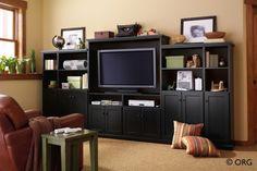 #entertainment #room #organization #closet #system #nj