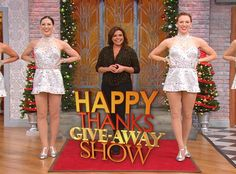 Get in on the Rachael Ray Giveaways before it's too late!