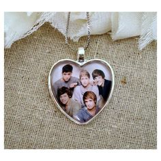 How To Wear your love for One Direction! ❤ liked on Polyvore featuring jewelry, necklaces, one direction, 1d and accessories