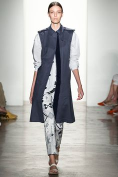 Ostwald Helgason Spring 2015 Ready-to-Wear - Collection - Gallery - Look 1 - Style.com