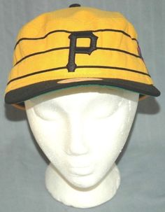 cfd1be00e26 1979 Pittsburgh Pirates 76th World Series 7 3 8 Baseball Hat Cap (Retro  Vintage