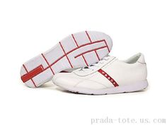 Luxury #Prada Footwear in White onnline sale RLYJEOZIML Prada Sneakers, Prada Tote, Prada Men, Baby Shoes, Footwear, Luxury, Fashion, Moda, Shoe