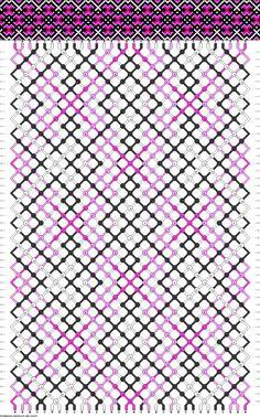 32 strings, 48 rows, 4 colors
