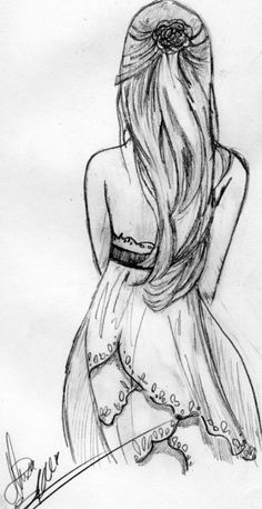 drawings of girls easy * drawings . drawings of people . drawings for boyfriend . drawings of girls easy Teenage Drawings, Girly Drawings, Cool Art Drawings, Pencil Art Drawings, Pencil Sketches Easy, Cute Drawings Of Girls, Pencil Sketching, Girl Pencil Drawing, Pencil Sketch Art