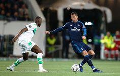 Blog Esportivo do Suíço: Liga dos Campeões - Quartas de final: Wolfsburg não se intimida pelo Real e vence jogo de ida