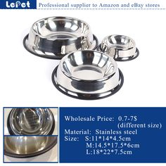 Lepetco is a wholesale manufacturer of non-slip stainless steel and melamine slow feed dog bowl with reasonable price for 7 years. We are looking for worldwide partner and wholesalers Any interest and more details,please check: www.lepetco.com Best Regards Lepet Family Mail:sales01@lepetco.com Tel: 86-022-28424860 Elevated Dog Bed, Elevated Dog Bowls, Chain Link Dog Kennel, Raised Dog Beds, Pet Cooling Mat, Stainless Steel Dog Bowls, Cat Litter Mat, Wholesale Supplies, Pet Dogs