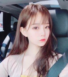 Pretty Korean Girls, Cute Korean Girl, Cute Asian Girls, Cute Girls, Myanmar Dress Design, Asian Eye Makeup, Cosplay Anime, Uzzlang Girl, Anime Girl Drawings