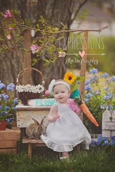 Mini Easter Sessions Loganville, Ga www.expressionsbybrandy.com