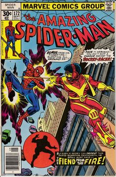 Amazing Spider-Man 1963 1st Series 172 September by ViewObscura