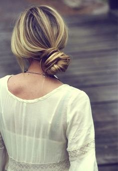 Beautiful Bun - Get the Look!